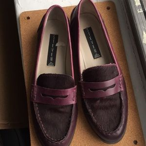 Steve Madden Pony Hair Ronnie Loafers